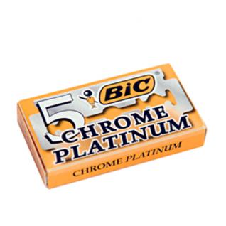 Набор сменных лезвий BiC Chrome Platinum (5 шт)