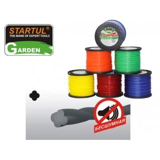 Леска ф2,0ммх378м бесшумная STARTUL GARDEN (ST6064-20) STARTUL