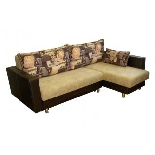 Палермо 7 угловой диван-кровать
