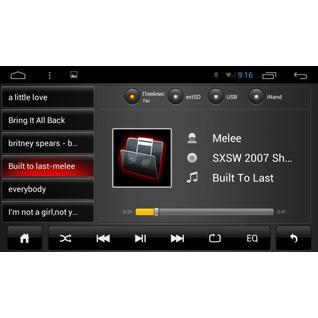 Штатное головное устройство MyDean B064 для Toyota Camry (2006-2011)