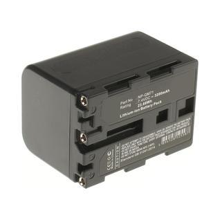 Аккумуляторная батарея iBatt для фотокамеры Sony HDR-UX1. Артикул iB-F289