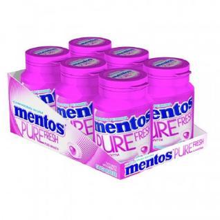 Жевательная резинка Mentos Pure Fresh Тутти-Фрутти, 54г