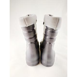 210-10 резиновые сапоги ЭВА для мальчика серый 37-41 (37) ХЕНШЕН