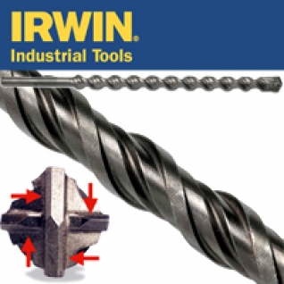 Бур Irwin Speedhammer SDS-max 40x450/570 мм