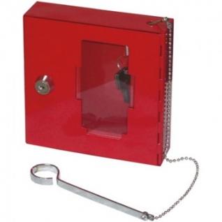 Шкаф для аварийного ключа Office-Force Шкаф для авар.кл20093,крас150х40х150