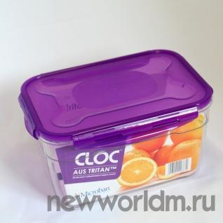 Эко-посуда. Бутылочки для напитков. Контейнеры для продуктов. Посуда для детей. Steuber GmbH Пластиковый контейнер с защитой Microban 4700 мл NW-Tr-4700