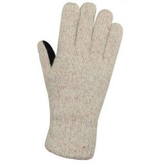 Перчатки защитные АЙСЕР шерстяные спилковая накладка утеп Тинсулейт р 10-11