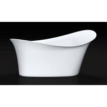 Отдельно стоящая ванна LAGARD Tiffany White Star