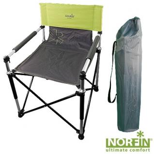 Кресло складное Norfin VARBERG NF Alu SALMO