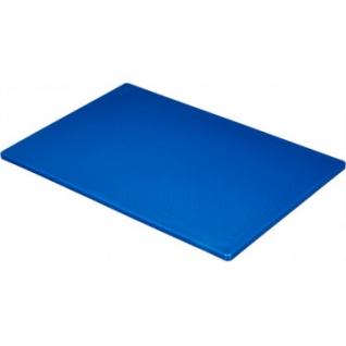 Доска разделочная GASTRORAG CB45301BL полиэтилен 45х30x1.2 см, цвет голубой