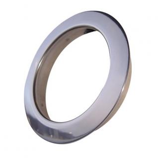 Wema Кольцо из нержавеющей стали на индикаторы полированное Wema 52 мм