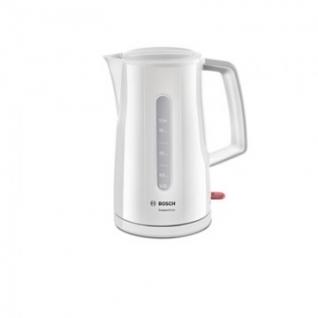Чайник Bosch TWK 3A011 1.7л 2400Вт бел.