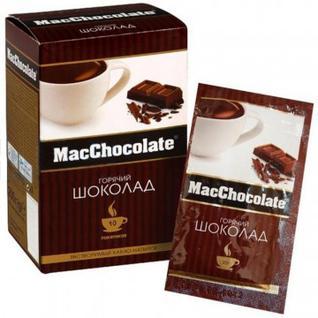 Горячий шоколад MacChocolate 10штx20г