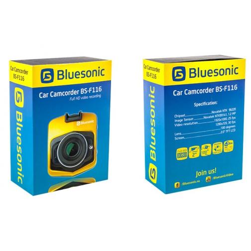Видеорегистратор Bluesonic BS-F116 BlueSonic 36992827