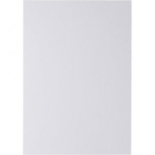 Обложки для переплета картонные Promega office бел.кожаА3,230г/м2,100шт/уп.