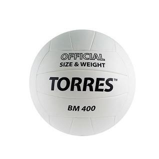 Мяч в/б Torres Bm400 V30015, р.5, синт.кожа