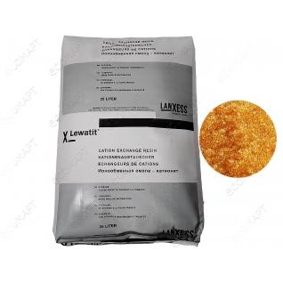 Смола ионообменная Lewatit S1567 (25л, 17 кг)