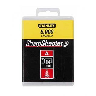 Скоба для степлера Stanley 1-TRA209T, 1000 шт
