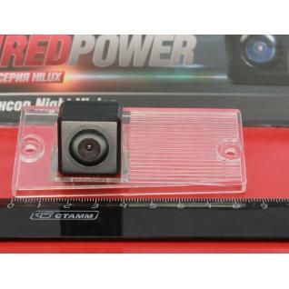 Штатная видеокамера парковки Redpower KIA092 для KIA Sportage 2008-2010 RedPower
