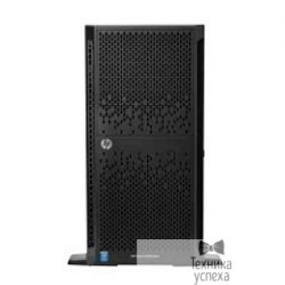 HP Сервер HP ProLiant ML350 Gen9 E5-2620v4 8C 2.1 GHz, 1x16GB-R DDR4-2400T, P440ar/2G (RAID 1+0/5/5+0) 2x300GB 6G SAS 10K (8/48 SFF 2.5'' HP) 1x500W RPS (up2), 4x1Gb/s,DVD RW,iLO4.2, Tower(835848-425)