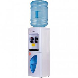 Кулер для воды Aqua Work 0.7LKR (белый), только нагрев, шкафчик 10 л