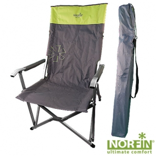 Кресло складное Norfin VAASA NF Alu SALMO