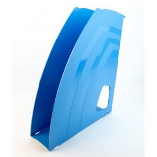 Вертикальный накопитель Attache fantasy 70мм голубой