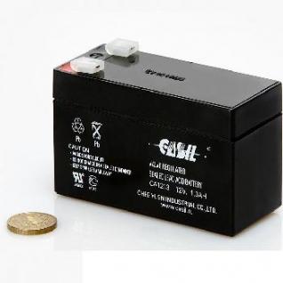 Аккумуляторная батарея 12В 1,3 ампер*час GIDROLOCK