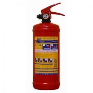 Огнетушитель порошковый ОП-2(з) МИГ АВСЕ (111-01)