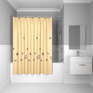 Штора для ванной комнаты IDDIS SCID033P