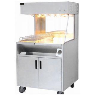 KOCATEQ Мармит для картофеля-фри напольный Kocateq DH100EFF