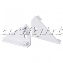 Arlight Заглушка ARH-DECORE-S12-CAVE-F с отверстием левая, 10