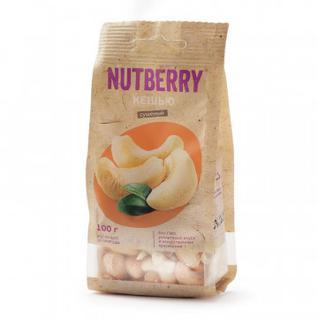 Орехи Nutberry кешью, 100г