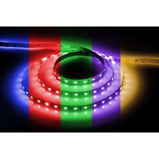 Cветодиодная LED лента Feron LS606, готовый комплект 3м 60SMD(5050)/м 14.4Вт/м IP20 12V RGB