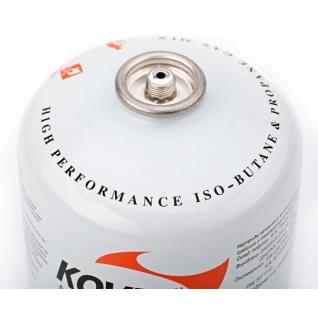 Баллон газовый резьбовой Kovea 230 изобутан/пропан 70/30 (KGF-0230)