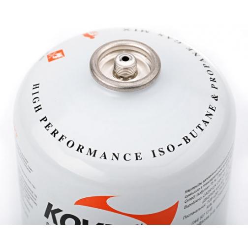 Баллон газовый резьбовой Kovea 230 изобутан/пропан 70/30 (KGF-0230) 36971663