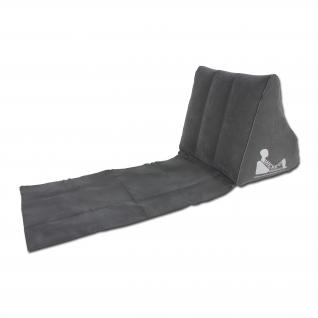 Made in Germany Коврик WickedWedge для сиденья, цвет серый