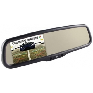 Зеркало заднего вида с монитором Gazer MU500