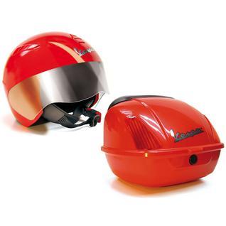 Шлем Peg-Perego Peg-Perego 0702 Пег-Перего Шлем и багажник Vespa