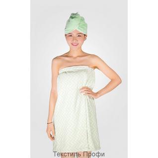 TB 149-1 Набор банный (зеленый) Вальтери