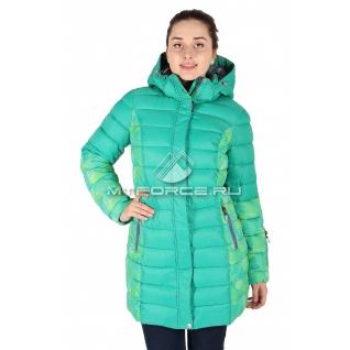 Куртка горнолыжная удлиненная женская 1397