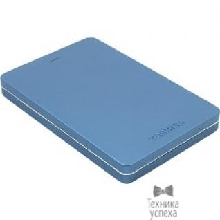 "Toshiba Toshiba Portable HDD 1Tb Stor.e Canvio Alu S3 HDTH310EL3AA USB3.0, 2.5"", синий"