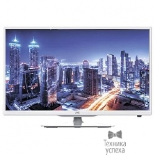 """Jvc JVC LT-24M450W Тип: ЖК телевизор. Светодиодная (LED) подсветка: есть. Диагональ: 24"""". Формат экрана: 16:9. Разрешение: 1366x768. Поддержка HDTV: есть."""