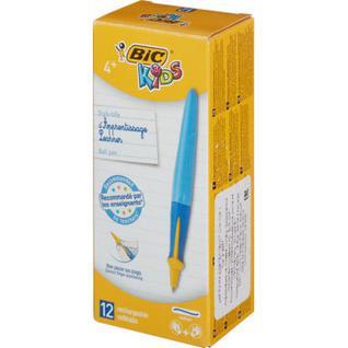 Ручка шариковая для детей BIC син 918457