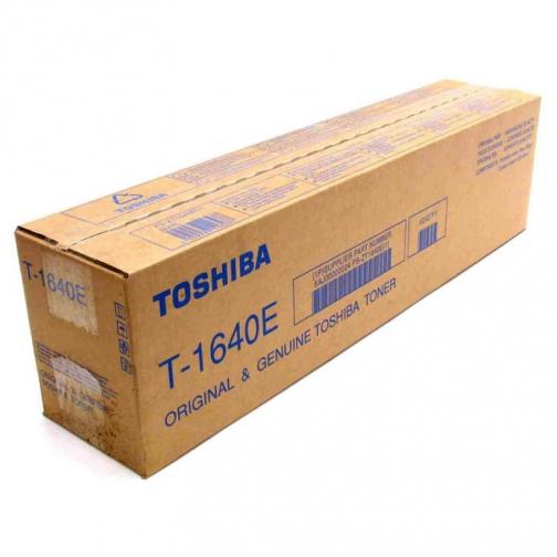 Картридж T-1640E для Toshiba e-STUDIO 163, 165, 166, 203, 205 (черный, 24000 стр.) 4499-01 851374 1