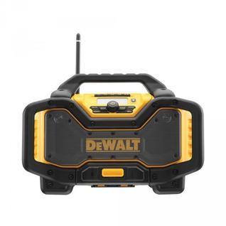 Зарядное устройство с радио Девалт DCR 027 DeWALT