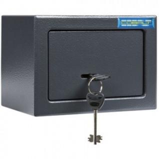 Сейф COBALT RUS-14 мебельный, ключ.замок