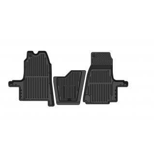 Ковры в салон SRTK PREMIUM 3D Ford Transit 2006-2015 PR.FD.TR.06G.02053