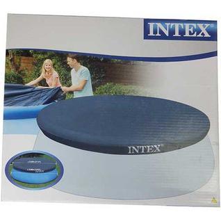 Тент для надувного бассейна Intex 28020 Easy Set 244см (выступ 30см)