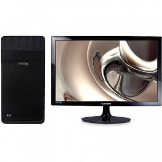 Готовое решение ProMEGA Jet Office 210 i3-9100F/4/1T/W10H +SamsungS24D300H